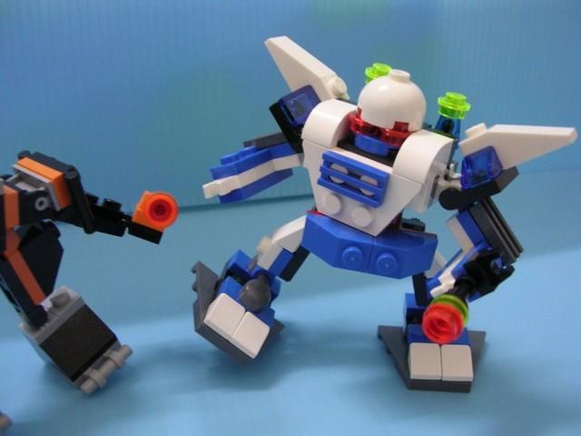 4917 迷你机器人 & xpod机器人